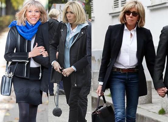 esposa de Emmanuel Macron 8