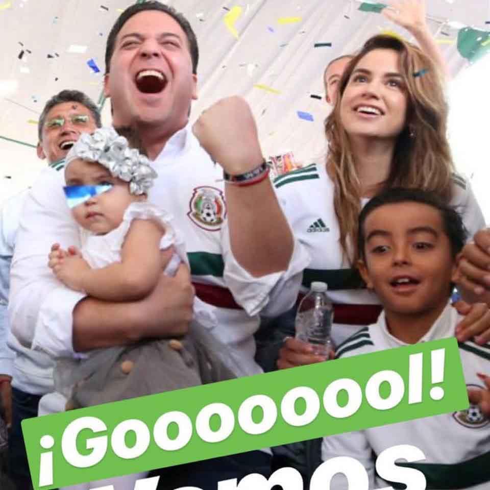 Seleccion Mexicana de futbol 11
