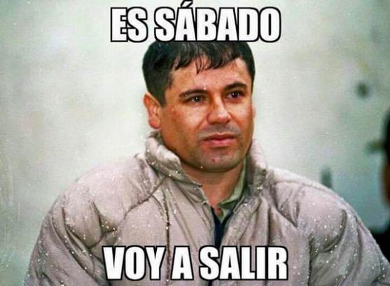 La fuga de El Chapo en memes