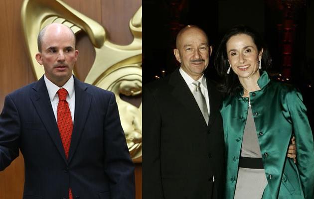 Cu l es la relaci n familiar entre gonz lez anaya y - Mikel lopez iturriaga novio ...