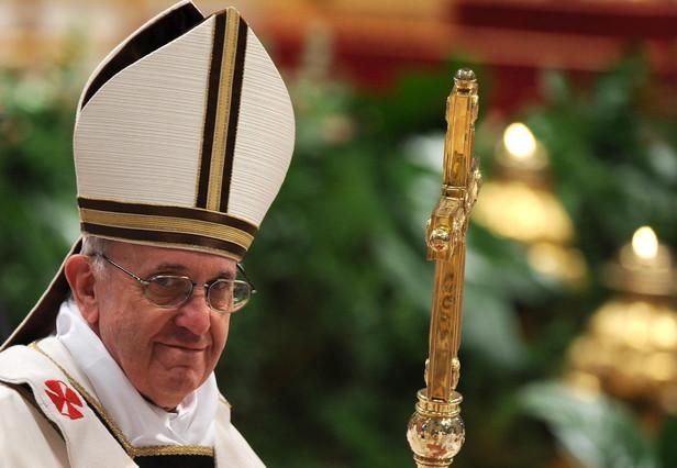 vestimenta del papa
