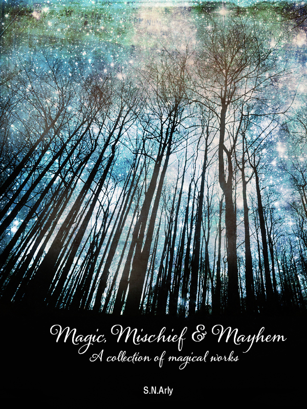 Magic mischief mayhem cover