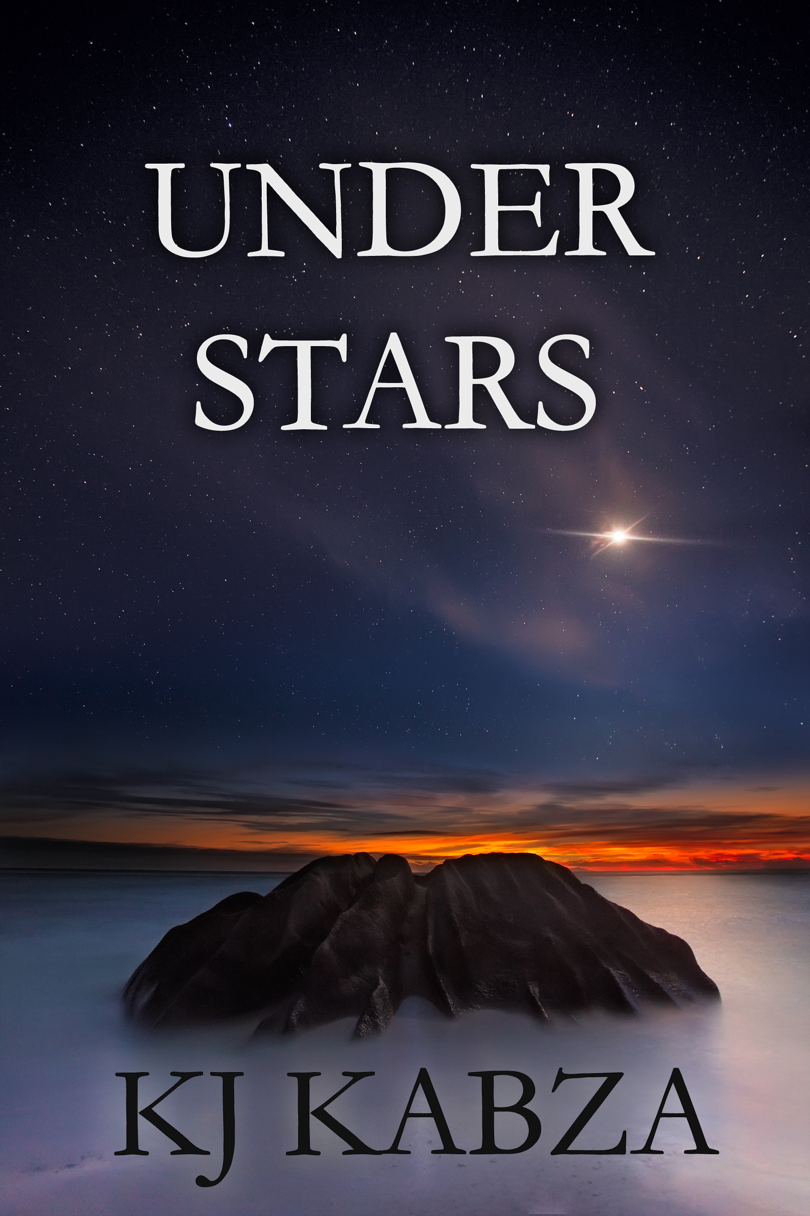 Under stars by kj kabza cover