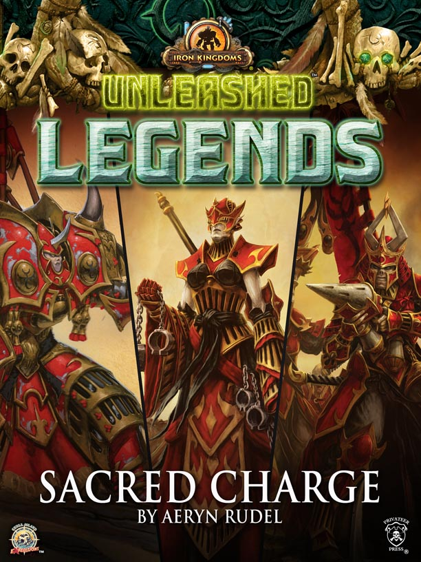 Sacred charge cover 3