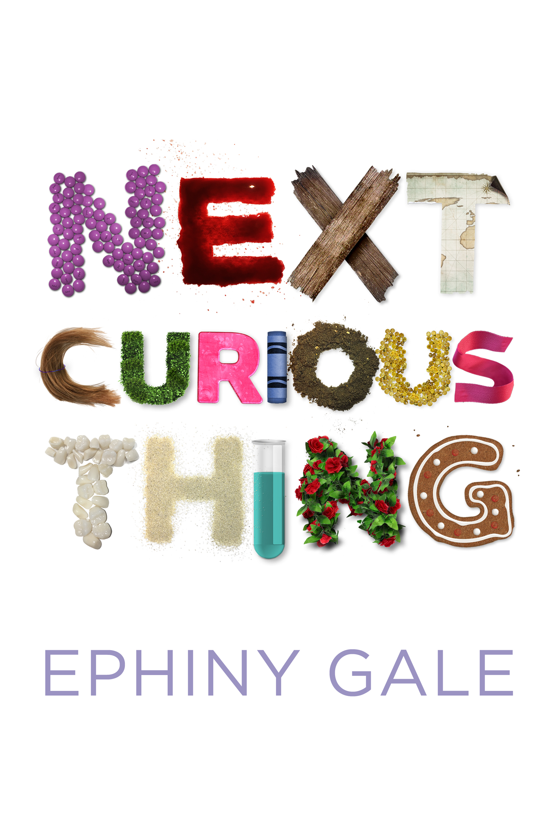 Cover   next curious thing