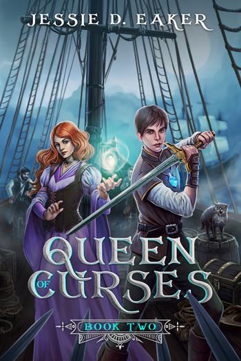 Queen of curss jessie d. eaker ebook 350px