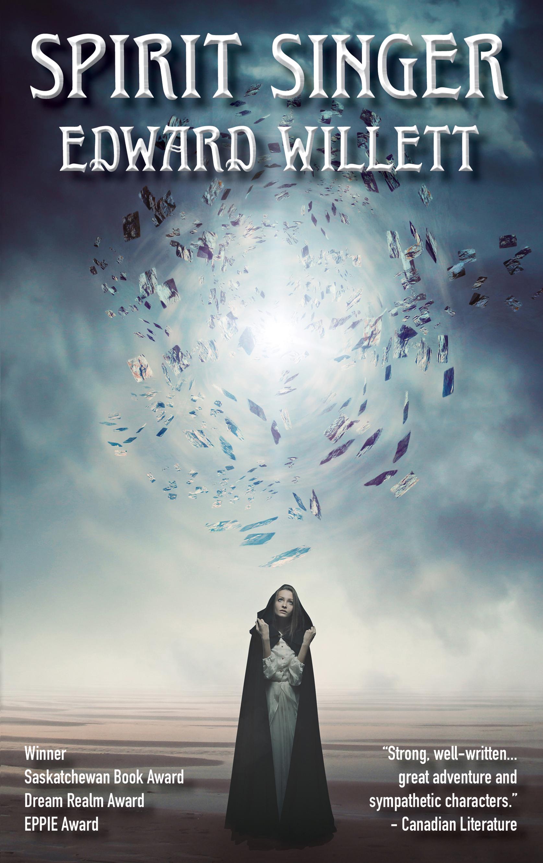Spirit singer ebook cover
