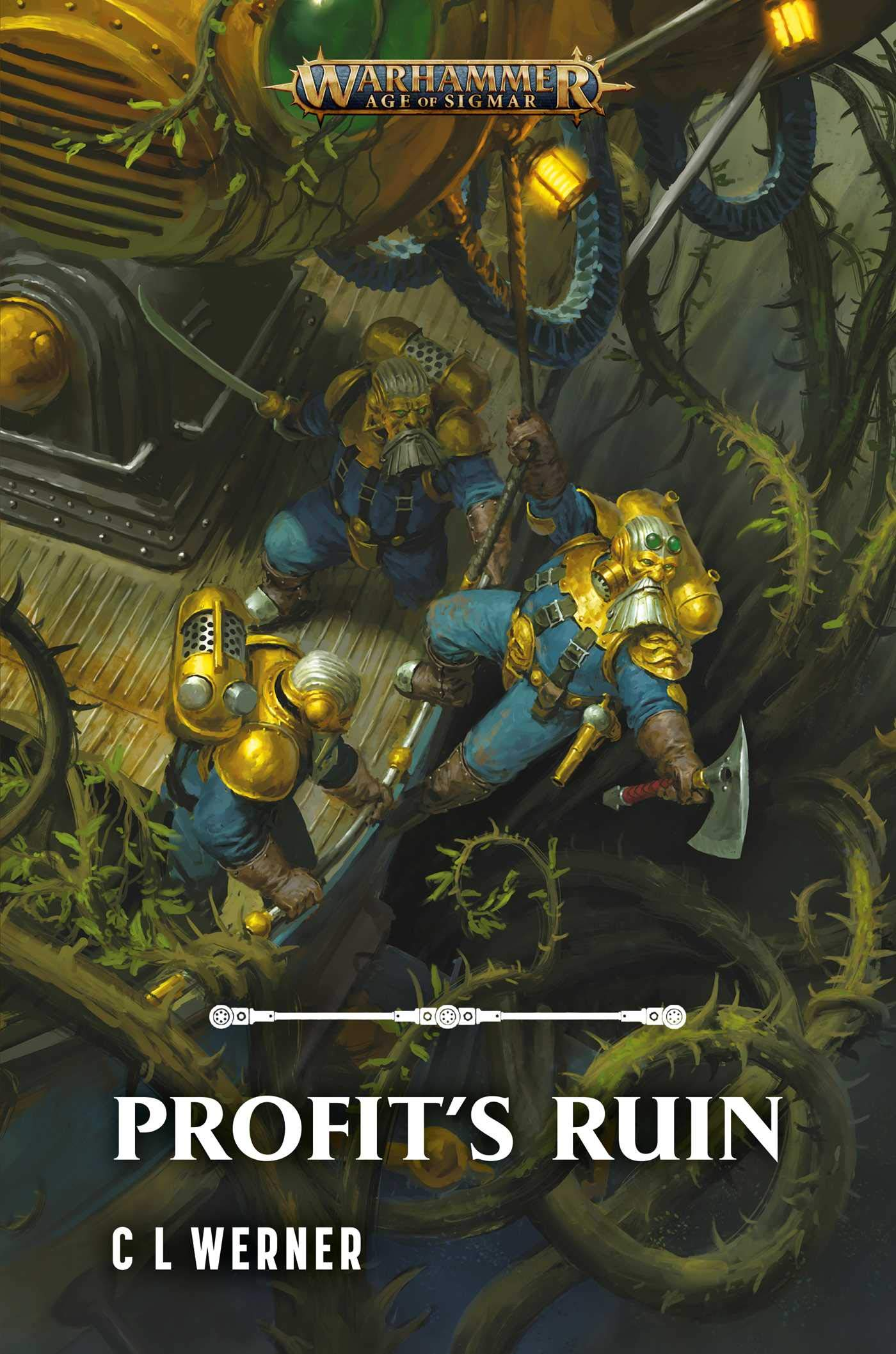 Age of sigmar profits ruin