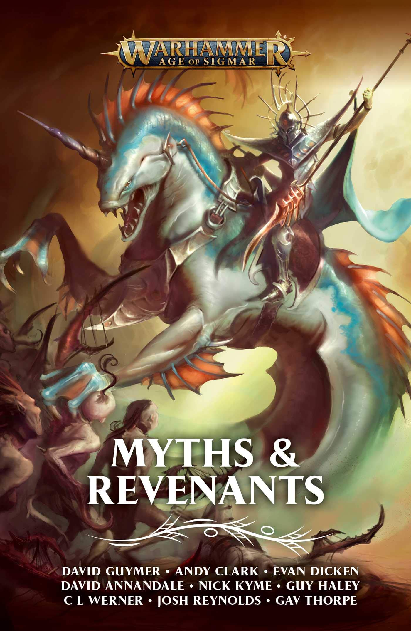 Age of sigmar myths and revenants
