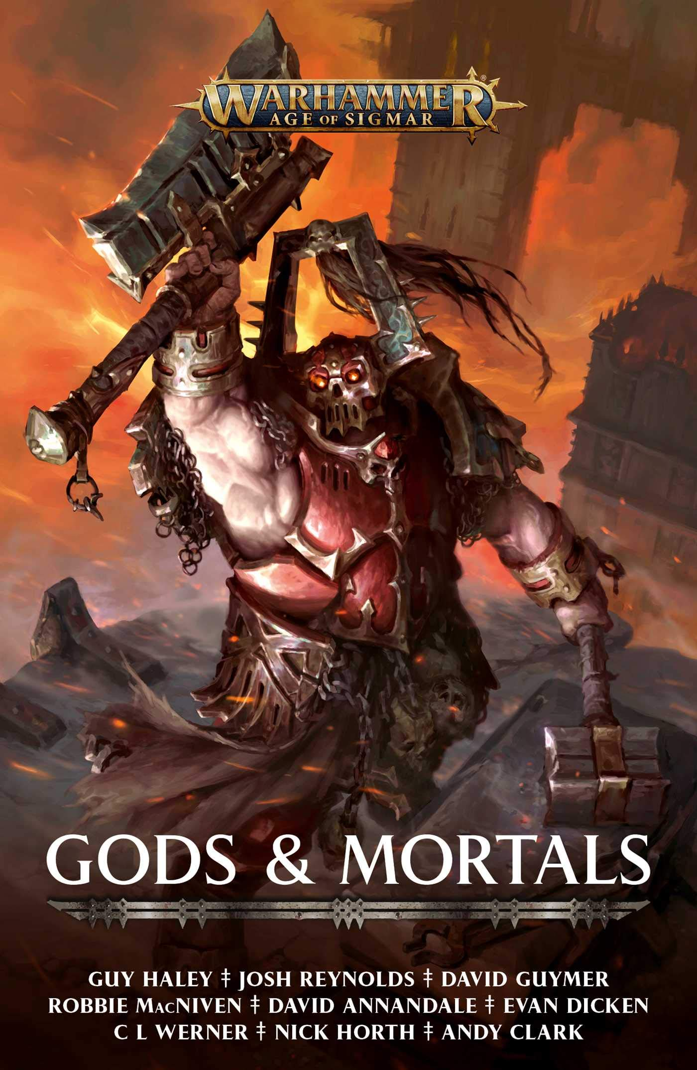 Age of sigmar gods and mortals