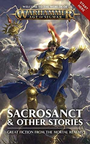 Age of sigmar sacrosanct and other stories