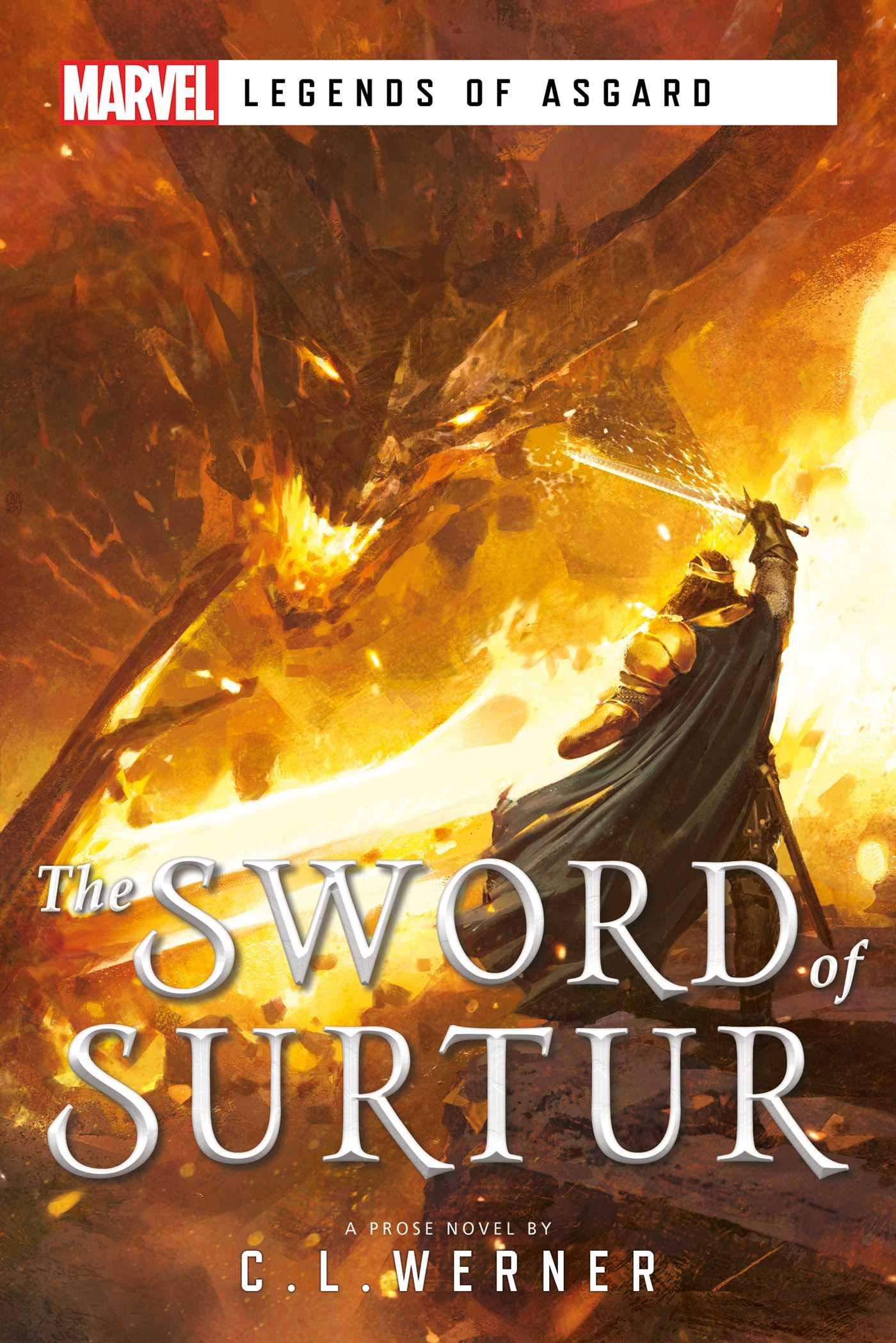 Marvel the sword of surtur