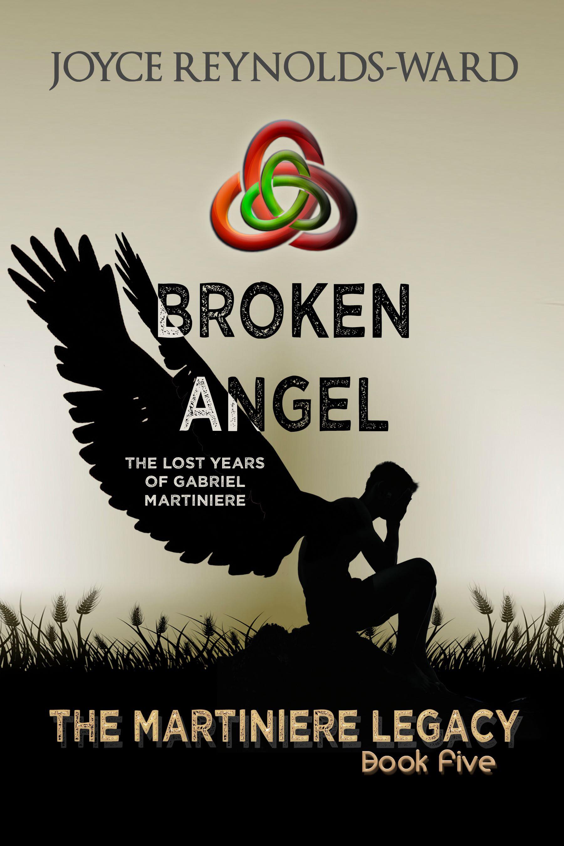 New broken angel front cover