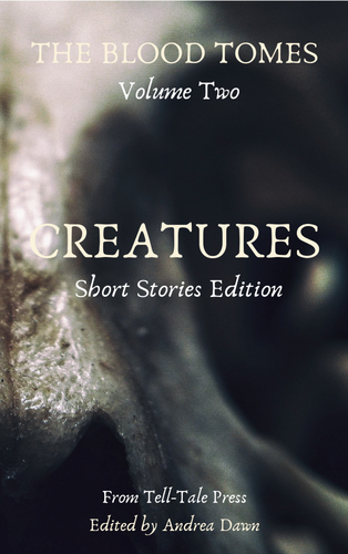 The blood tomes vol 2 creatures   shorts cover for online
