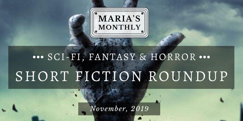Sci fi   fantasy short fiction roundup %282%29