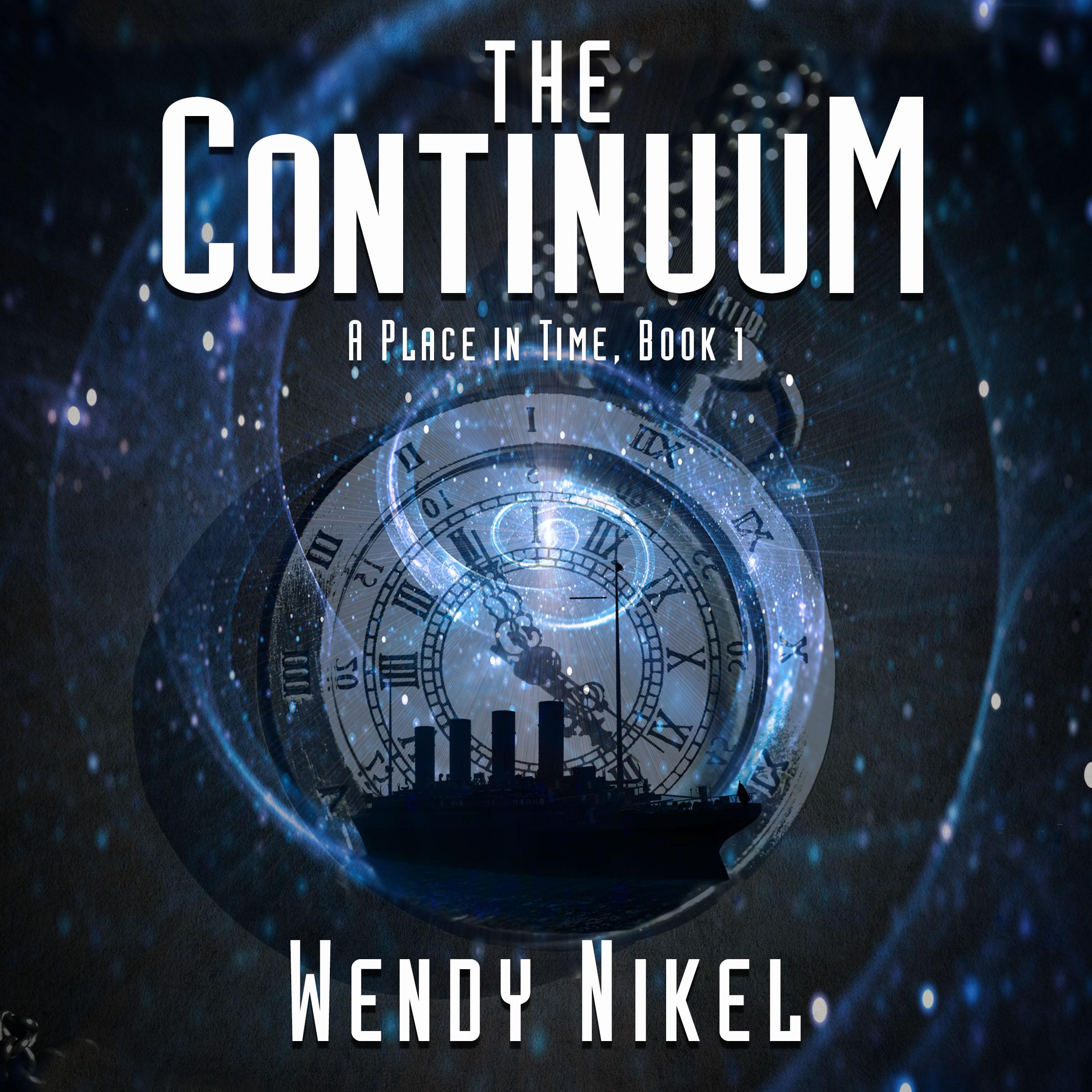 Contiuum audiobook cover