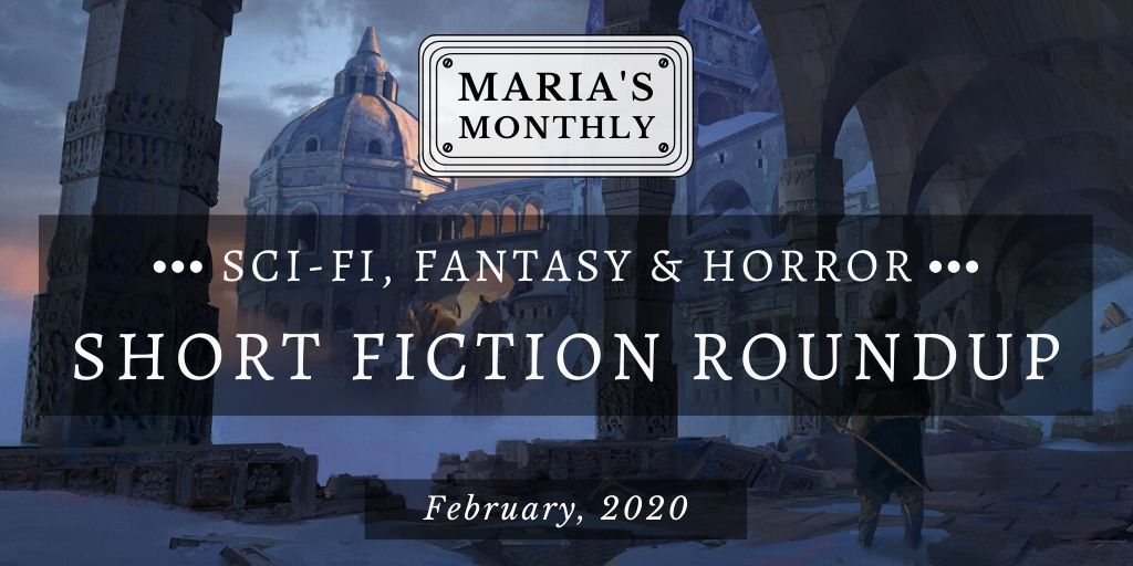 Sci fi   fantasy short fiction roundupfeb