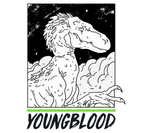 Youngblood cover