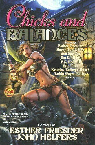 Chicks in chainmail chicks and balances 7 2015