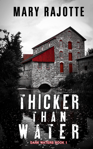 Thicker than water book1   cover copy