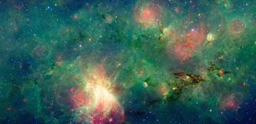 Invisible dragon