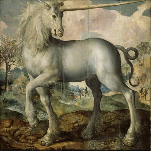 Maerten de vos   unicorn