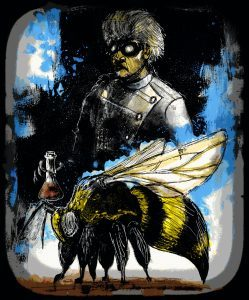 Genemech announces bio security incident and confirms release of giant death bees 249x300
