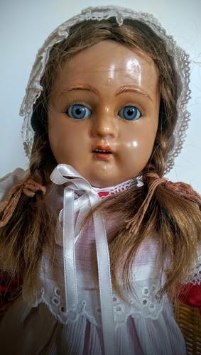 Antique doll toy 293271