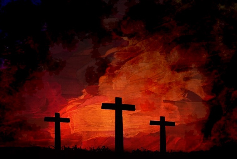 Crucifixion 760