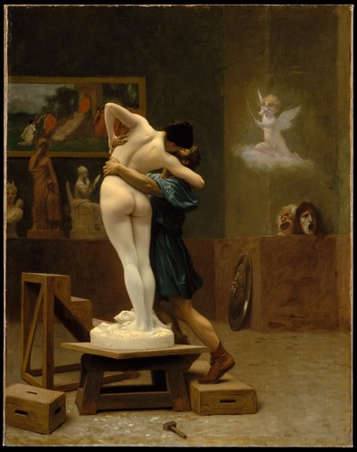 Pygmalion and galatea met dt1969
