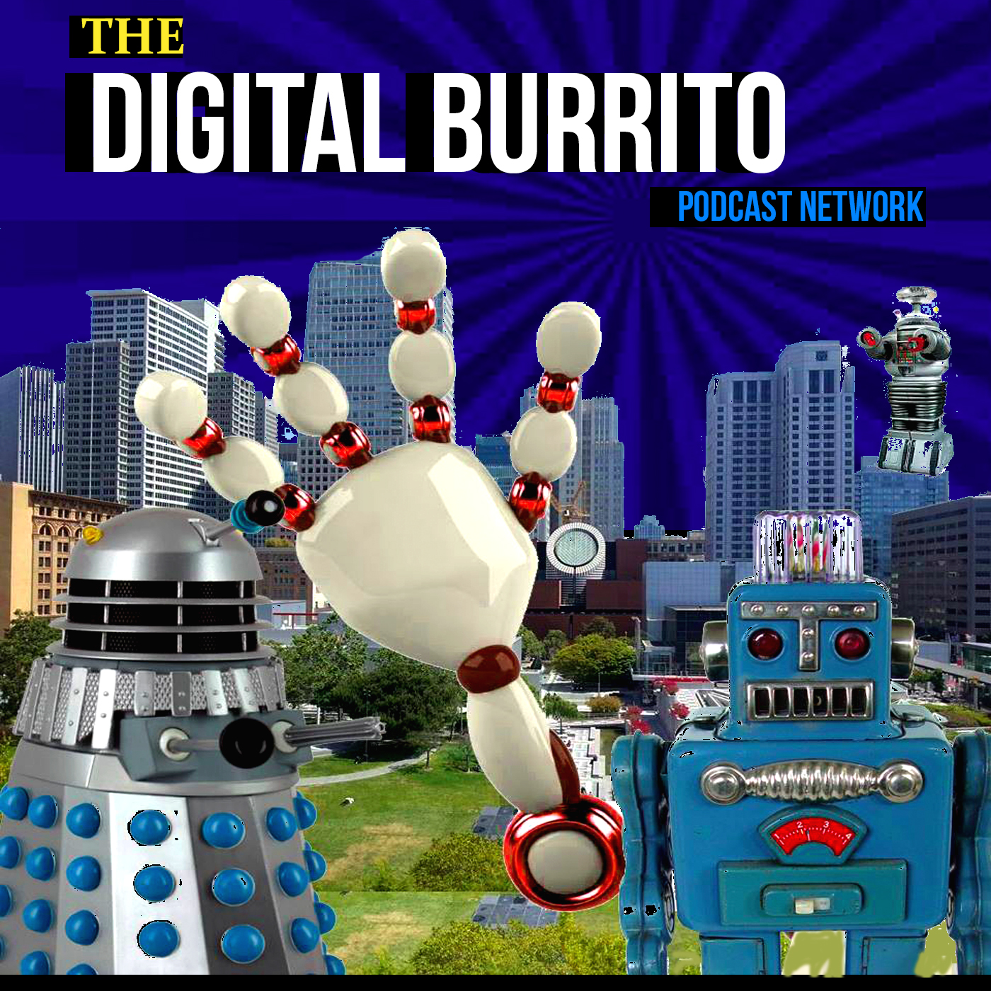 Digital Burrito Podcast Network