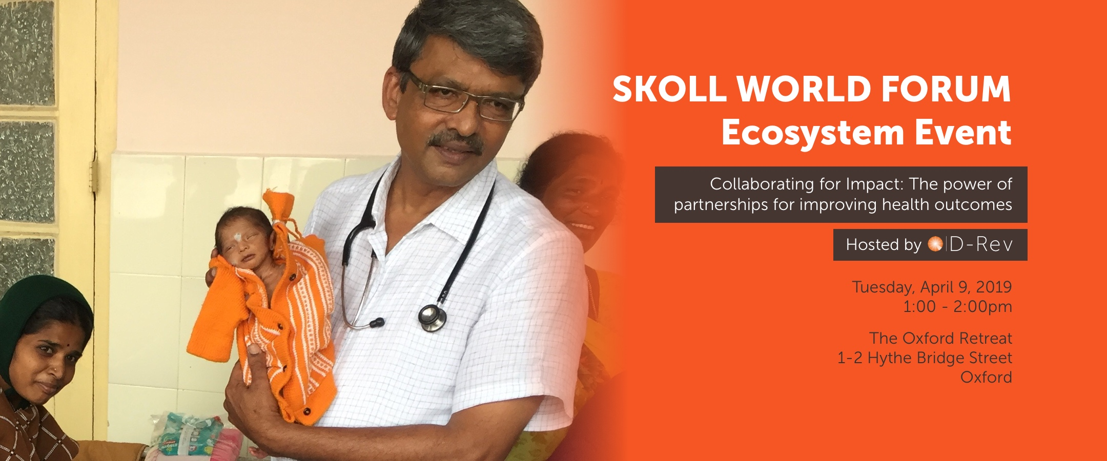 Skoll World Forum Ecosystem Event