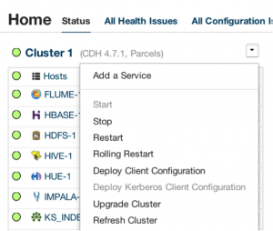 New in Cloudera Manager 5.3: Easier CDH Upgrades