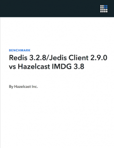 Hazelcast IMDG Faster than Redis and Extending its Lead