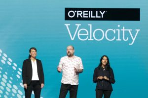 Highlights from the O'Reilly Velocity Conference in San Jose 2017