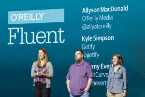 Highlights from the O'Reilly Fluent Conference in San Jose 2017