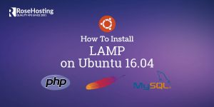 How to Install LAMP on Ubuntu 16.04