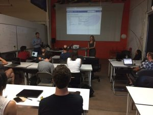 We Do Community: Machine Learning at SacTown Women in Data Science Group Draws Crowd