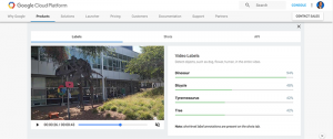 Cloud Machine Learning Perception services updates: Cloud Video Intelligence enters beta and Cloud Vision gets new features