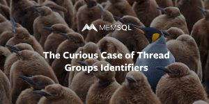 The Curious Case of Thread Groups Identifiers