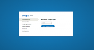 How to Install and Configure Drupal with Apache on Debian 9