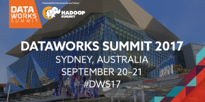REGISTER FOR ONE OF THE MOST COMPELLING BIG DATA EVENTS IN SYDNEY BEFORE IT SELLS OUT!