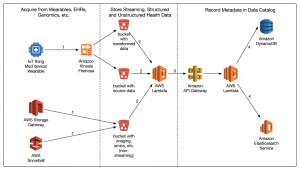 Building a Real World Evidence Platform on AWS