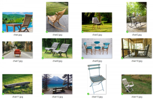 How to build an image recognizer in R using just a few images