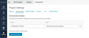 Use your favorite Python library on PySpark cluster with Cloudera Data Science Workbench
