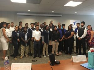 Prince George's County Summer Youth Enrichment Program: Creating Apps for Students