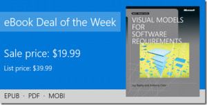 ebook deal of the week: Visual Models for Software Requirements