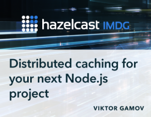 Enabling Near Cache in Node.js Hazelcast Client
