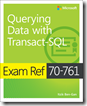 Querying multiple tables by using joins in Transact-SQL