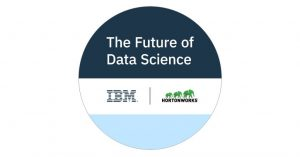 Certification of IBM Data Science Experience (DSX) on HDP is a Win-Win for Customers